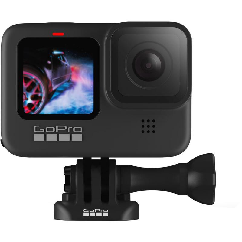 Купить - GoPro Экшн-камера GoPro HERO9 Black (CHDHX-901-RW)