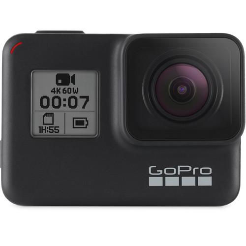 Купить - GoPro Экшн-камера GoPro HERO7 Bundle (CHDSB-701)