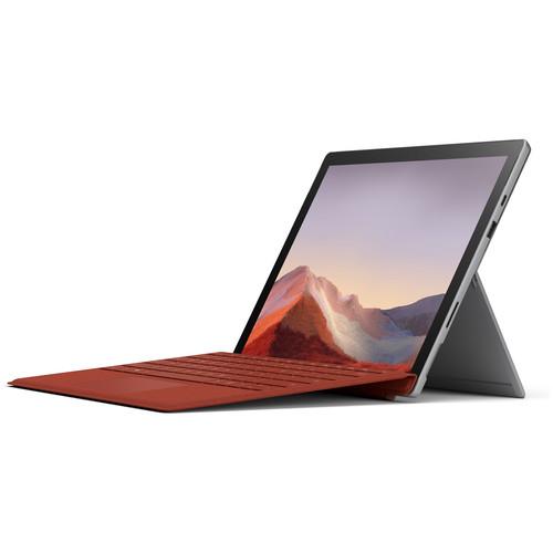 Купить - Microsoft Ноутбук Microsoft Surface Pro 7 Matte Black (PUV-00016, PUV-00018)