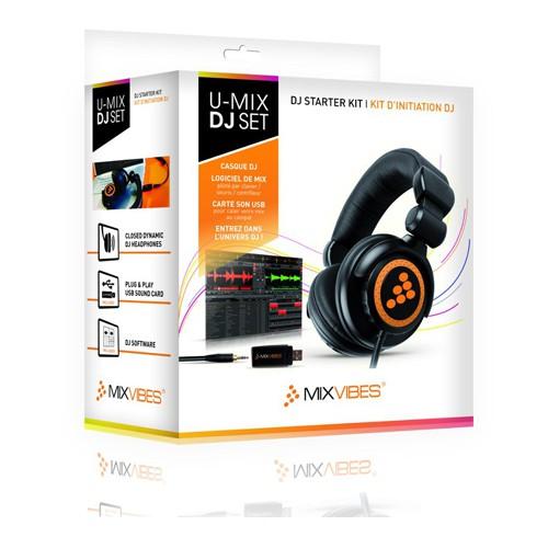 Купить -  MixVibes U-MIX DJ SET (U-MIX DJ SET)
