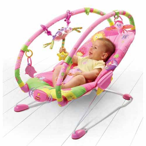 Купить -  Массажное кресло Маленькая принцесса Tiny Love (1800206830)