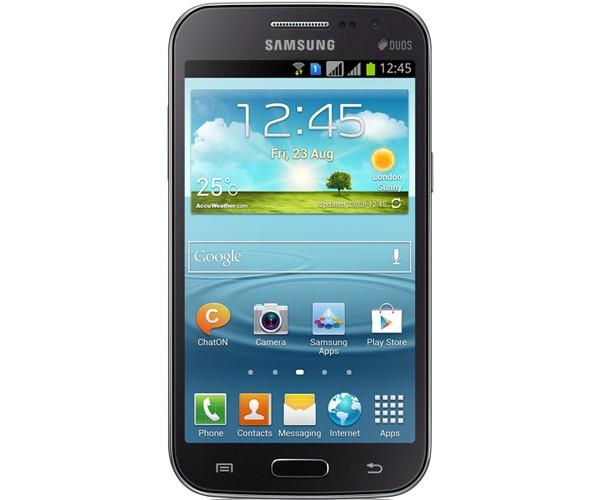 Купить -  Samsung GT-I8552 (Galaxy Win) TITANIUM GRAY
