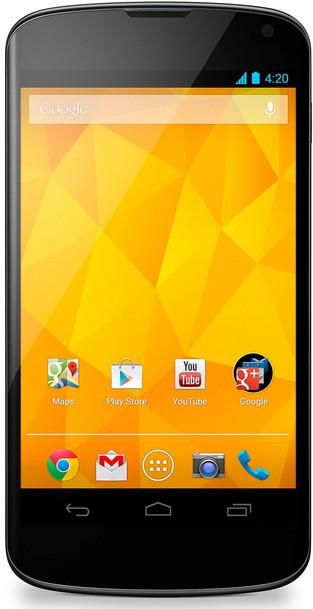 Купить -  LG E960 Nexus 4 (White) 16GB