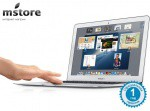 Фото   Apple A1465 MacBook Air 11W' Dual-core i7 1.7GHz (Z0NY001R7)