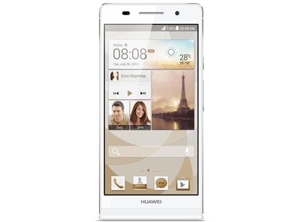 Купить -  Huawei Ascend P6-U06 white