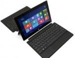 Фото  Microsoft Surface RT 32GB с чехлом Touch Cover (Black) 9HR-00016