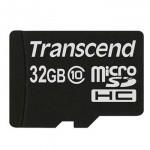 Фото -  Transcend MicroSDHC 32GB (Class 10)