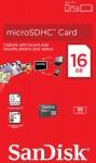 Фото -   SanDisk microSDHC 16GB Class 4