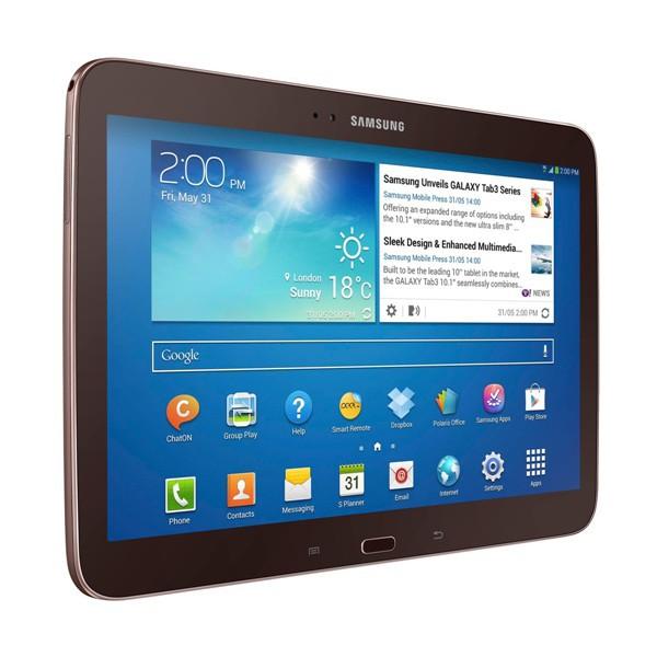 Купить -  Samsung Galaxy Tab 3 10.1 16GB Gold-Brown (GT-P5210GNA)