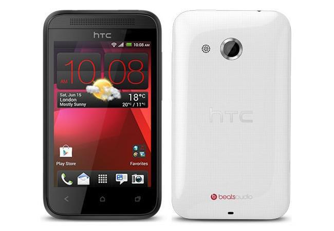 Купить -  HTC 102e Desire 200 White