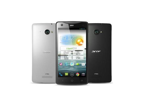 Купить -  Acer Liquid S510 (S1) B&W DualSim (HM.HCJEU.001)