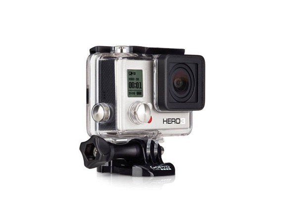 Купить -  GoPro HD HERO3 Plus Silver Edition !!! ГАРАНТИЯ 12МЕС !!!