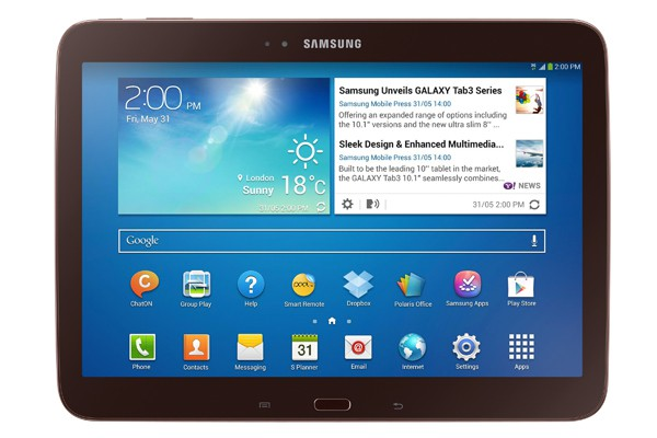 Купить -  Samsung Galaxy Tab 3 10.1 16GB P5200 Gold-Brown (GT-P5200GNA)
