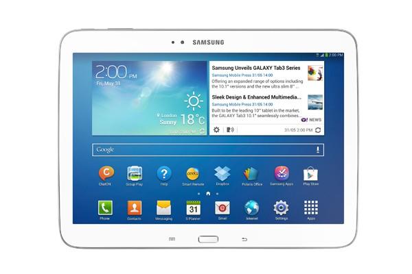 Купить -  Samsung Galaxy Tab 3 10.1 16GB White (GT-P5200ZWA)