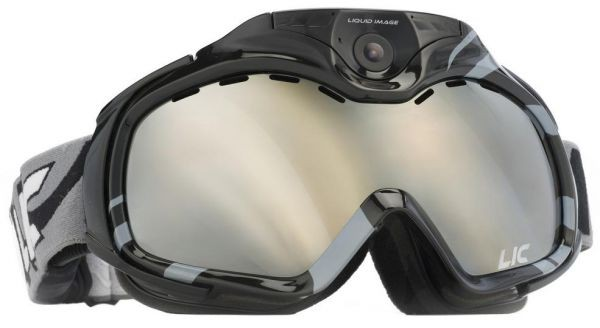 Купить -  Liquid Image Snow Goggle Apex+ HD 1080P Black c Wi-Fi/GPS
