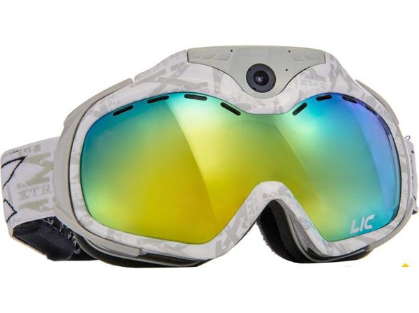 Купить -  Liquid Image Snow Goggle Apex+ HD 1080P white c Wi-Fi/GPS