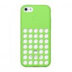 Фото -  Чехол  Apple iPhone 5c Case - Green MF037