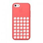 Фото -  Чехол  Apple iPhone 5c Case - Pink MF036