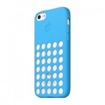 Фото  Чехол  Apple iPhone 5c Case - Blue MF035