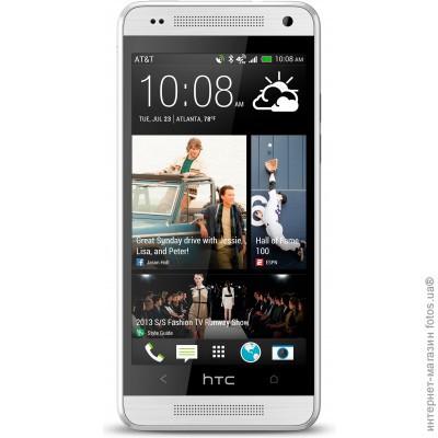 Купить -  HTC 601n One mini Glacier White