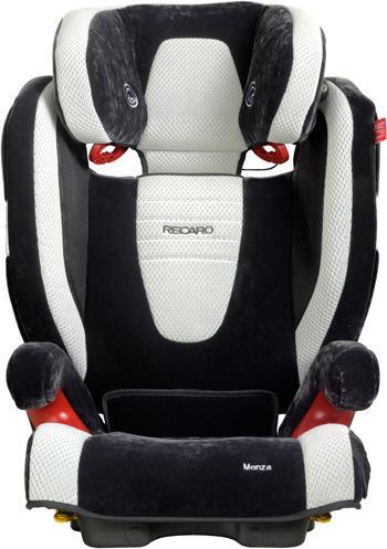 Купить -  RECARO Monza Nova SeatFix Microfibre Silver (6147.21086.66)