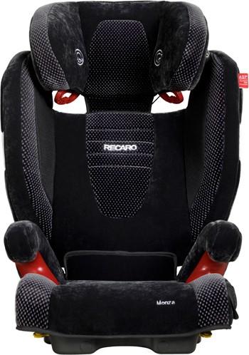 Купить -  RECARO Monza Nova SeatFix Microfibre Black (6143.21109.66)