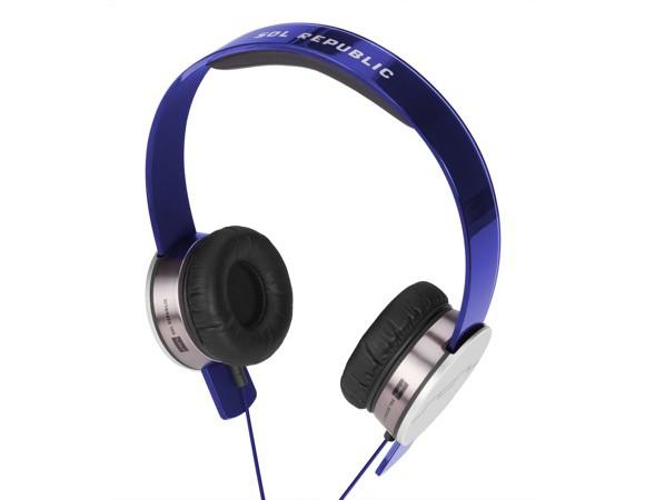 Купить -  SOL REPUBLIC Tracks HD- Purple