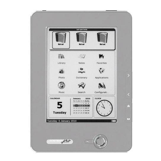 Купить -  PocketBook Pro 612 (PB612-DS)