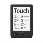 Фото -  PocketBook Touch 622, черный (PB622-E-UA)