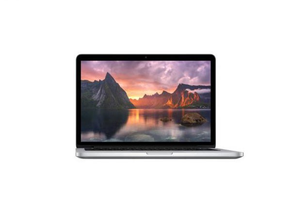 Купить - Apple  Apple A1502 MacBook Pro 13.3' Retina Dual-Core i5 2.6GHz/ (ME866)