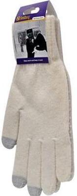 Купить -  Перчатки для емкостных экранов Sandberg Перчатки для емкостных экранов, размер M, белые (SANDB_460-01)