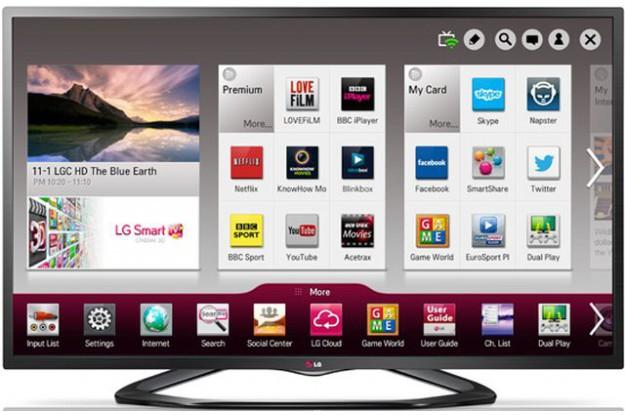 Купить - LG LG 32LN575U (32LN575U)