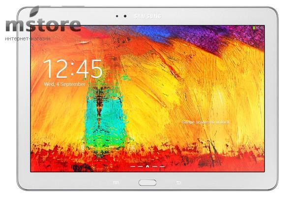 Купить -  Планшет Samsung Galaxy Note 10.1 (2014 edition) 16Gb White (SM-P6000ZWASEK)