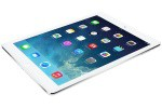 Фото Apple Apple A1474 iPad Air Wi-Fi 16GB Silver (MD788TU/B)