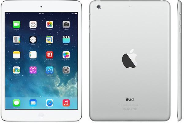 Купить - Apple  Apple A1489 iPad mini with Retina display Wi-Fi 64GB Silver (ME281TU/A)