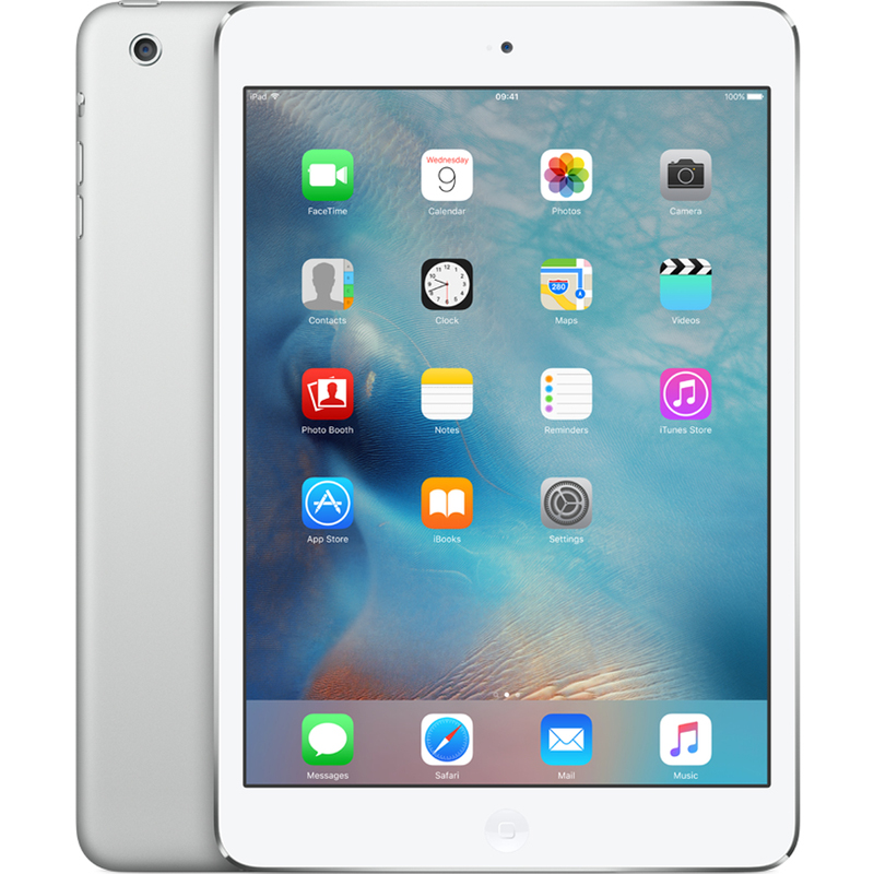 Купить - Apple Apple A1489 iPad mini with Retina display Wi-Fi 16GB Silver (ME279TU/A)