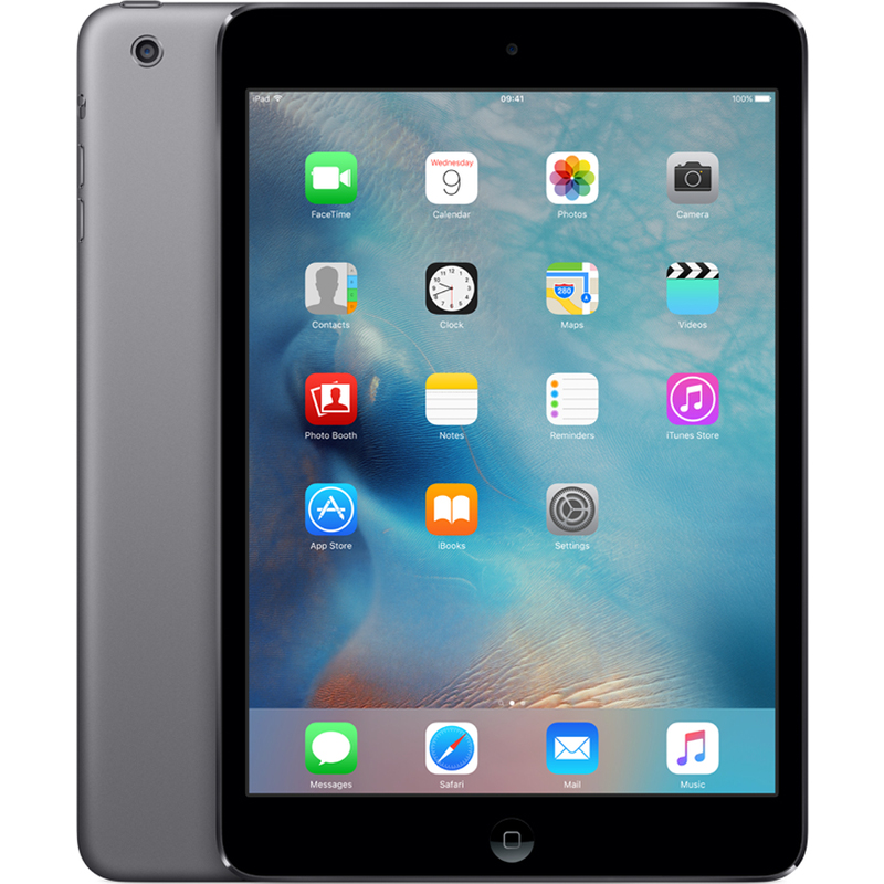 Купить - Apple Apple A1489 iPad mini with Retina display Wi-Fi 16GB Space Gray (ME276TU/A)