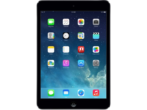 Купить - Apple  Apple A1490 iPad mini with Retina display Wi-Fi 4G 128GB Space Gray (ME836)