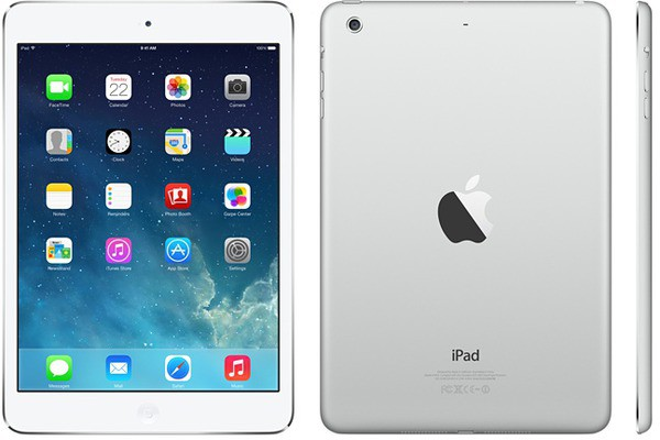 Купить - Apple Apple A1490 iPad mini with Retina display Wi-Fi 4G 16GB Silver (ME814)