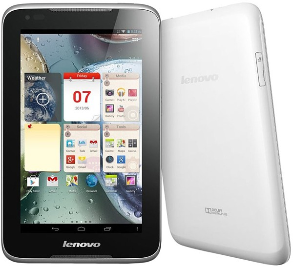 Купить -  Lenovo A1000 White (59-374146)