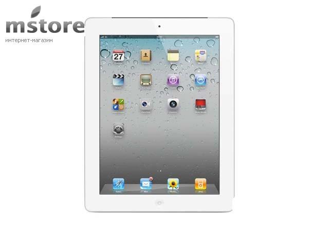 Купить -  Apple A1458 iPad with Retina display Wi-Fi 128GB (white) (ME393)
