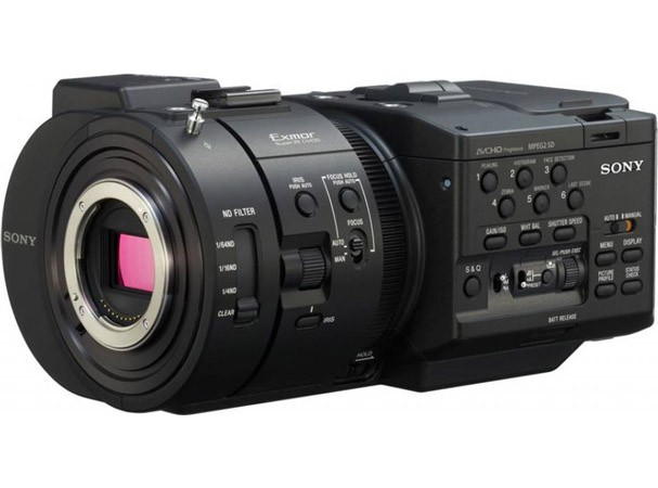 Купить -  Sony NEX-FS700 Body