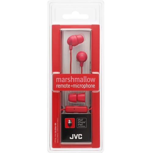 Купить -  JVC HA-FR37 Red