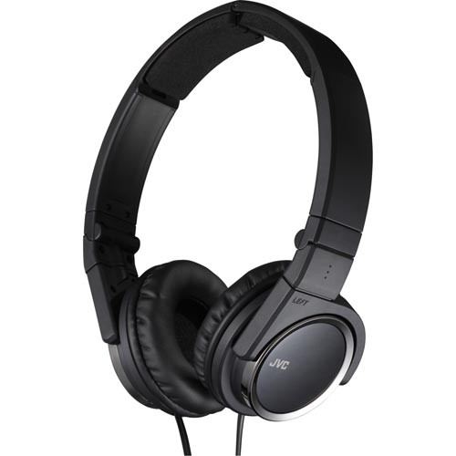 Купить -  JVC HA-S400 Black