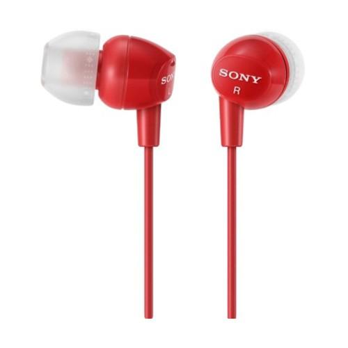 Купить -  SONY MDR-EX10DBL Red
