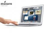 Фото  Apple MacBook Air 13W' Dual-core i7 1.7GHz (Z0P00002L)