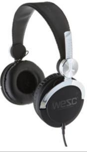 Купить - WeSC Bass Black