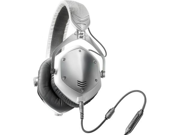 Купить -  V-Moda Crossfade M-100 White Silver
