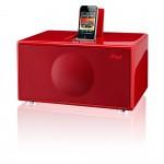 Фото -  Акустическая система Geneva Sound System Model M / Красный