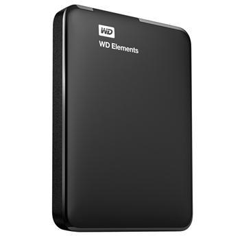 Купить -  WD 2.5 USB 3.00 1TB 5400rpm Elements Portable (WDBUZG0010BBK-EESN)